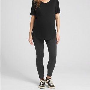 Maternity Soft Wear Inset Panel True Skinny Jeans